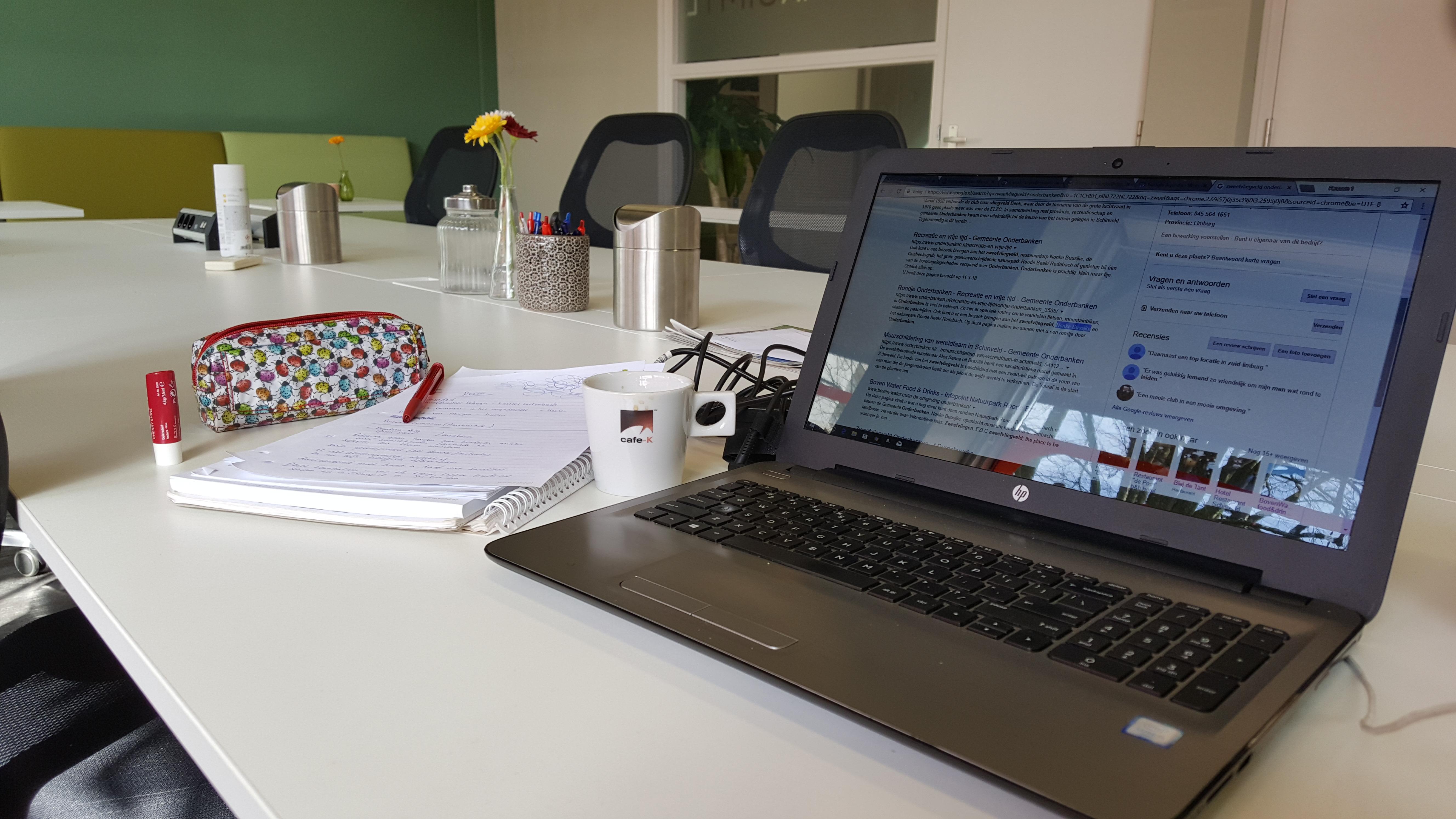 Eenzaam op kantoor